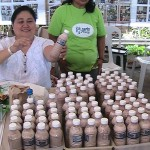 A newly-launched dairy product from carabaos, Rosario Dairy, hopes to make the Batangueño municipality of Rosario a center of dairy carabao's milk production in the country.