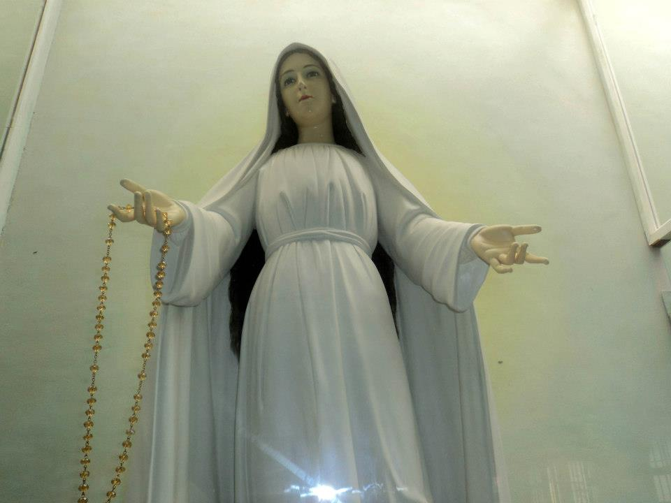 The Main Apparitions of Our Lady