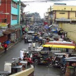 The Lipa City Public Market (Photo by Cesar Cambay in http://www.panoramio.com/photo/44456456)