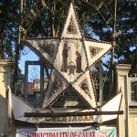 Calatagan town's lantern