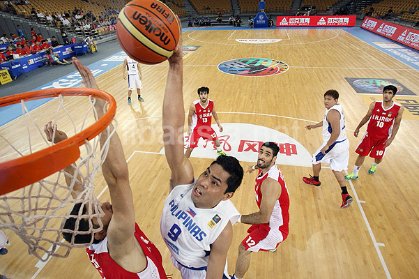Gilas Pilipinas And Familiar Nemesis Iran Are Groupmates In The Second Round Of Basketball Competitions In