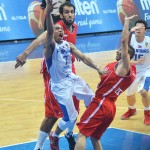 Iran and the Philippines, the top two placers in last year's FIBA-Asia Championships, are expected to face rough sailing in the 2014 FIBA World Cup. (Photo by Glenn Michael Tan, posted in www.smartgilasbasketball.com)