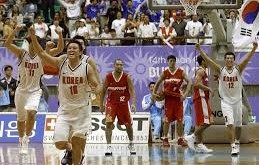 This 2002 Philippine team to the 2002 Asian Games competed in a pocket tournament in Sondrio, Italy in June that year. It is said to be the toughest international tournament the Philippines had played, prior to playing now in a pocket tournament in Antibes, France. Gilas Pilipinas is seeing action in the FIBA World Cup in Spain (photo from Pinoy Exchange).