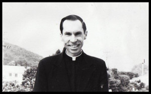 Newly-declared venerable Aloysius Schwartz, founder of two religious congregations who died in Manila. Pope Francis, fresh from a five-day apostolic visit to the Philippines, declared Schwartz venerable (photo take from http://fatheralmyhero.blogspot.com)