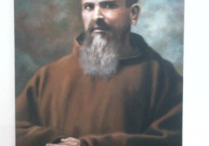 Blessed Jose Maria de Manila, OFMCap, a Franciscan Capuchin priest who was among the 522 martyrs during the Spanish Civil War in 1936. (photo from FilipinoCapuchins.org)
