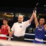 Rogen Ladon posted an upset over top seed Joselito Altamirano of Mexico in a second-round match of the ongoing AIBA World Boxing Championshiips in Doha. Ladon then defeated a Polish boxer to barge into the semifinals, earn the Philippines' first medal at the championships in eight years, and is one match away from nailing an autopmatic berth to the 2016 Olympic Games in Rio de Janeiro (photo from AIBA).