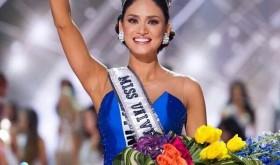 2015 Miss Universe Pia Alonzo Wurtzbach (photo from the Miss Universe Organization)