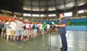 Over-500 people voluntarily surrendered to the Batangas City police last July 9. That is the latest haul of Batangas City police's Operation Tukhang, with the city now among the localities successful in hauling drug users and ushers under the young administration of Rodrigo Duterte (photo from Batangas City's Public Information Office).