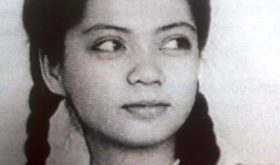 The late Teresita Castillo, a former Carmelite nun who reportedly saw the Blessed Virgin Mary in 1948. The reported apparitions of Mary Mediatrix of All Grace in Lipa City, Batangas were decreed with finality by Vatican as 'not supernatural in origin.' Nevertheless, those who affirmed such event were happy Castillo will be meeting the Blessed Virgin up there.