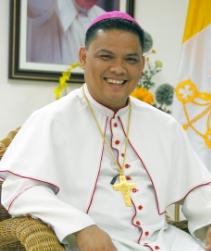 New Lipa Archbishop Gilbert Garcera, D.D. (photo from CBCPNews)