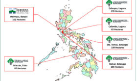 The industrial science parks of the Science Park of the Philippines (image from SPPI website)