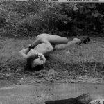 Karumal dumal na pagkamatay ang sinapit ng di pa nakikilalang lalaki na pinaniniwalaang biktima ng salvage na itinapon sa Taysan, Batangas. (photo by Taysan PNP)